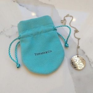Tiffany & Co. Love Notes Pendant Necklace